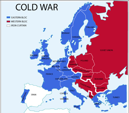 Origins of the Cold War - nisis