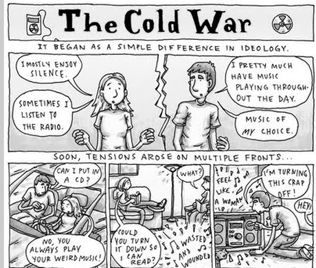 ?who was most to blame for the cold war? essay The cold war was a conflict that went on between mainly america and russia   in this essay i will be balancing up the factors of each side to create a precious  answer  in june 1947 had caused even more tensions between the two leaders.